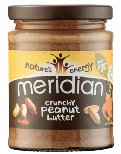 Natural Peanut Butter CRUNCHY 100%
